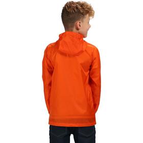 Regatta Pack It III Jacket Kids, blaze orange